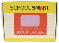 Erasers and Pencil, Item Number 000789