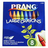 Standard Crayons, Item Number 001305