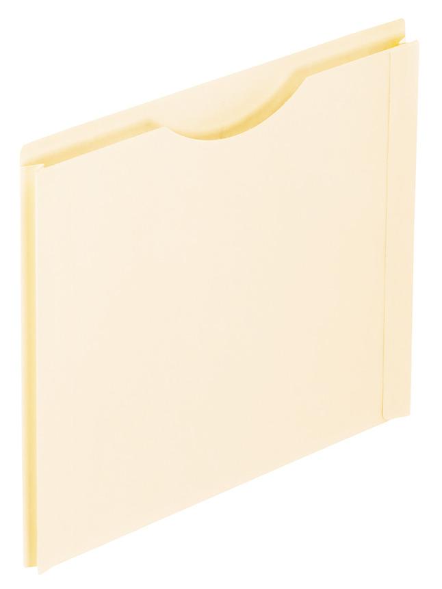 File Jackets, Item Number 001929