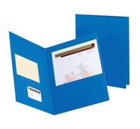 2 Pocket Folders , Item Number 002038
