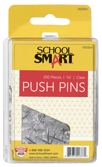 Push Pins, Item Number 003354