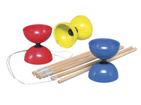 Juggling Equipment, Juggling Clubs, Juggling Scarves, Item Number 004616