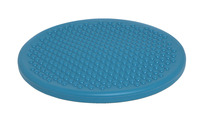 Gymnic Disc'O'Sit Inflatable Seat Cushion, 15 Inches, Blue Item Number 004715