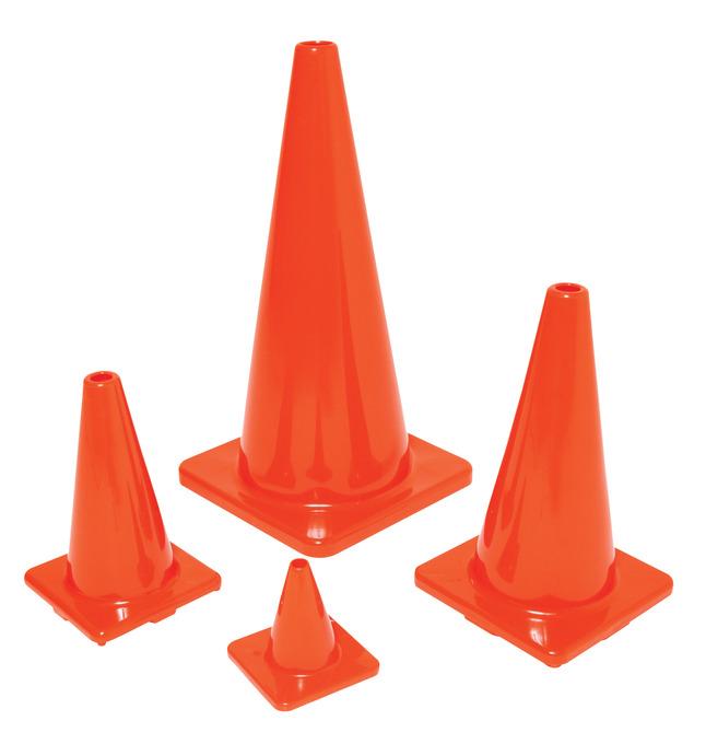 Cones, Safety Cones, Sports Cones, Item Number 003490