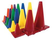 Cones, Safety Cones, Sports Cones, Item Number 025089