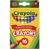 Standard Crayons, Item Number 007512