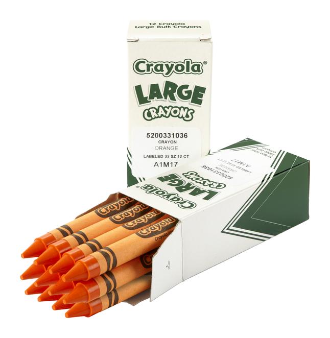 Beginners Crayons, Item Number 007578
