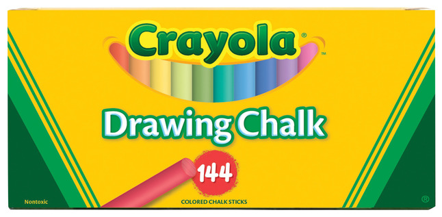 Drawing Chalk, Item Number 007626