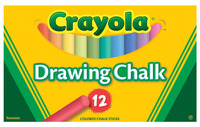 Drawing Chalk, Item Number 007632