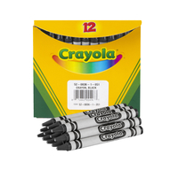 Standard Crayons, Item Number 007635
