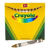 Standard Crayons, Item Number 007671