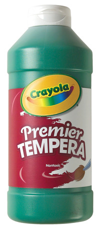 Tempera Paint, Item Number 007842