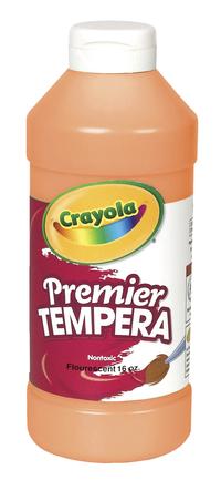 Tempera Paint, Item Number 007851
