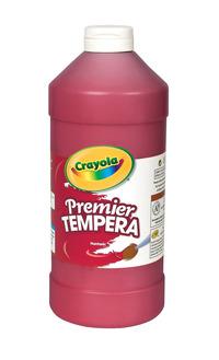 Tempera Paint, Item Number 007857