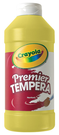 Tempera Paint, Item Number 007869