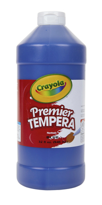 Tempera Paint, Item Number 007878