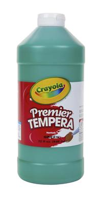 Tempera Paint, Item Number 007887
