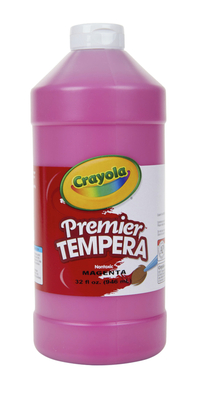 Tempera Paint, Item Number 007890