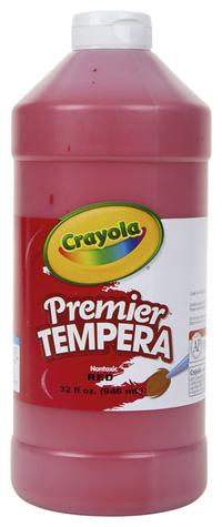 Tempera Paint, Item Number 007899
