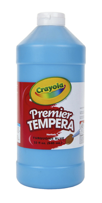 Tempera Paint, Item Number 007902