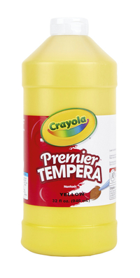 Tempera Paint, Item Number 007911