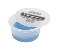CanDo Firm Theraputty, 2 Ounce, Blue Item Number 008009