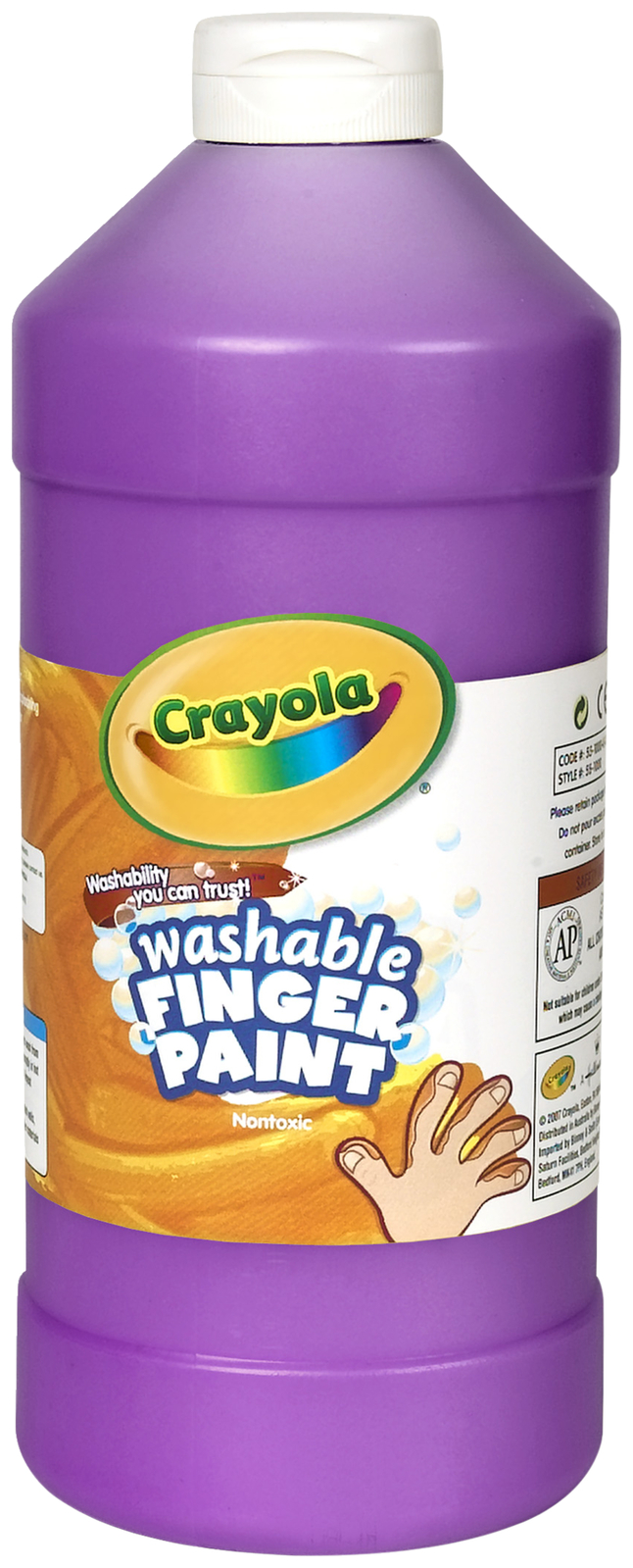 Finger Paint, Item Number 008019