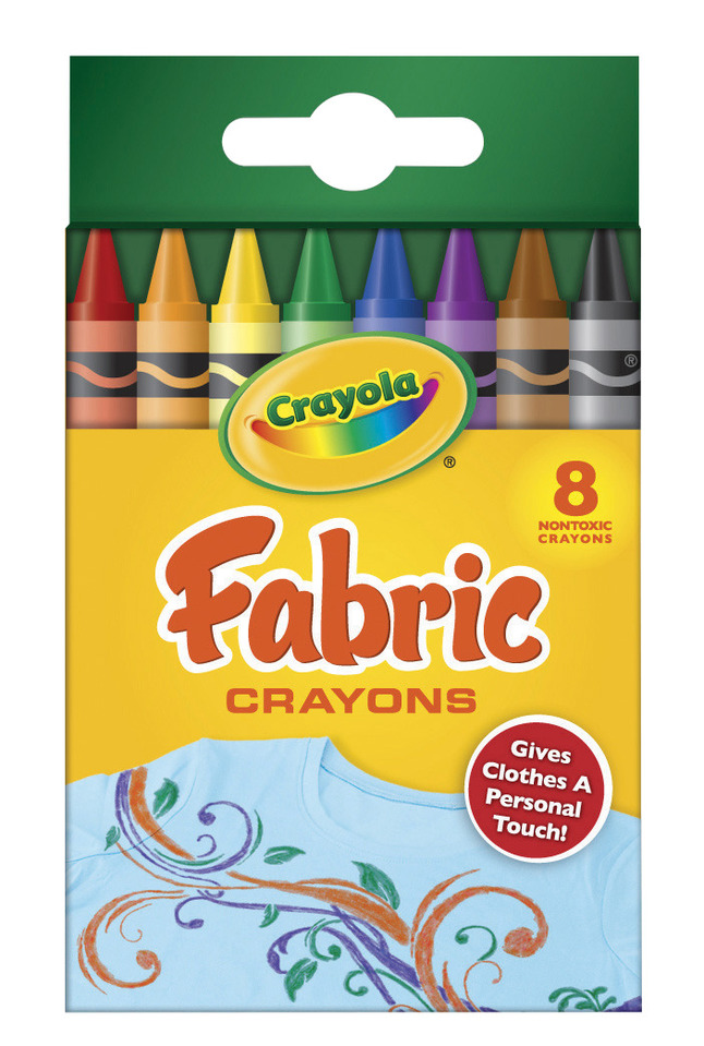 Specialty Crayons, Item Number 008121
