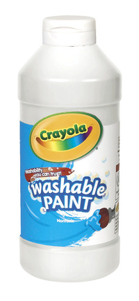 Tempera Paint, Item Number 008256