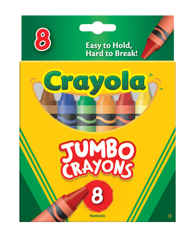 Beginners Crayons, Item Number 008418