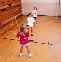 Jumping Rope, Jumping Equipment, Item Number 008428