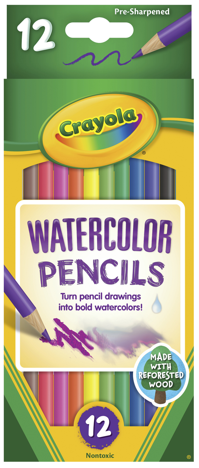 Colored Pencils, Item Number 008559