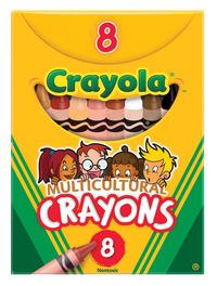 Standard Crayons, Item Number 008716