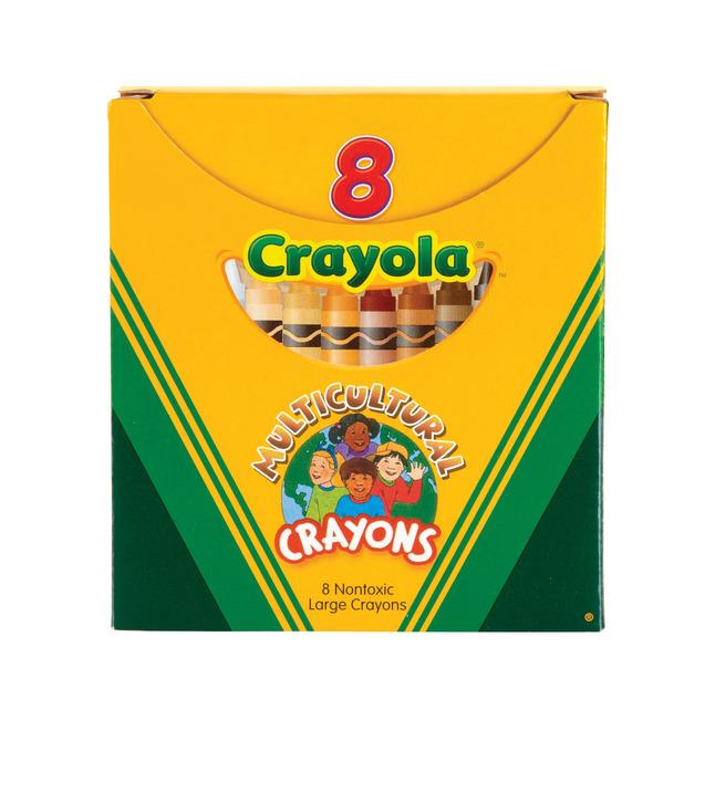 Beginners Crayons, Item Number 008717