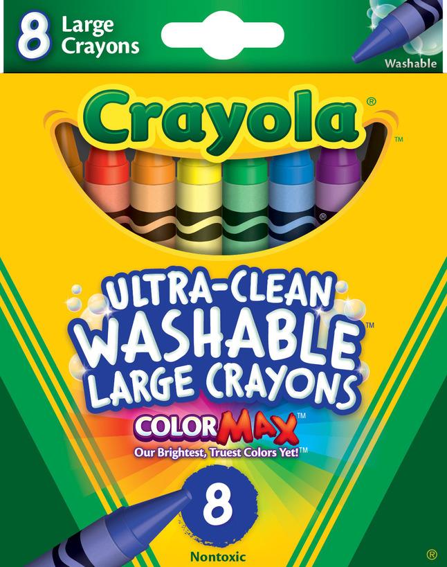 Beginners Crayons, Item Number 008757