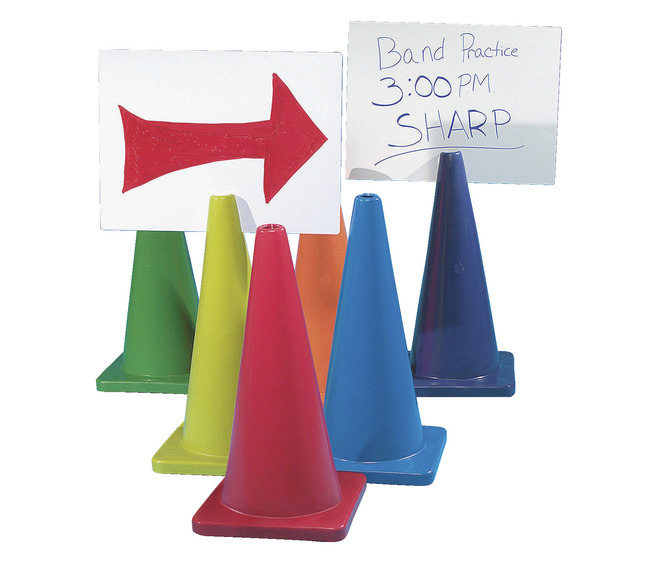 Cones, Safety Cones, Sports Cones, Item Number 009257