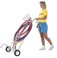 Sports Equipment Storage & Carts , Item Number 008849