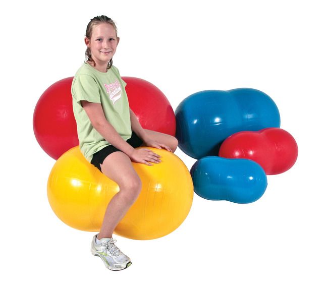 Therapy Balls, Large Inflatable Ball, Item Number 009158