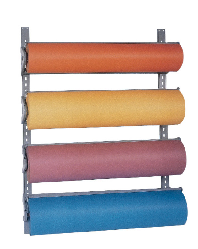 Paper Roll Dispensers, Paper Roll Racks, Item Number 009135