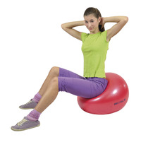 Gymnic Giant Body Ball, 21-1/2 Inches Item Number 009362