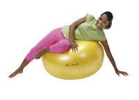Gymnic Giant Body Ball, 29-1/2 Inches Item Number 009371