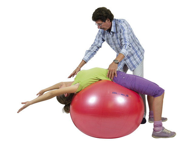 Therapy Balls, Large Inflatable Ball, Item Number 009373