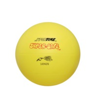 Sportime Super-Safe Rubber Volleyball, 7 Inches, Yellow Item Number 009584