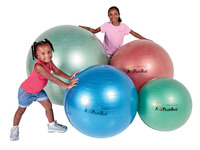 Therapy Balls, Large Inflatable Ball, Item Number 009709