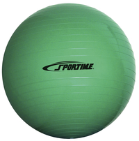 Sportime Economy Play and Exercise Ball, 25-1/2 Inches, Green Item Number 010523