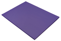 Tru-Ray Sulphite Construction Paper, 18 x 24 Inches, Purple, 50 Sheets Item Number 011175
