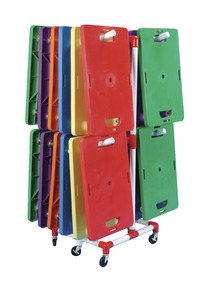 Sports Equipment Storage & Carts , Item Number 011758