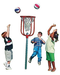 Basketball Hoops, Basketball Goals, Basketball Rims, Item Number 012180