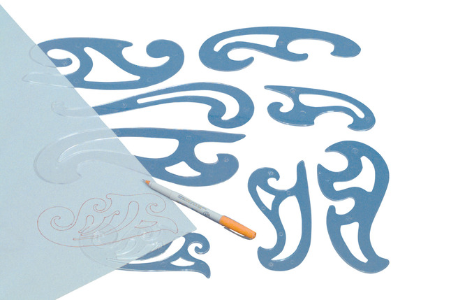 Stencils and Stencil Templates, Item Number 012393