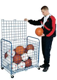 Sports Equipment Storage & Carts , Item Number 013022